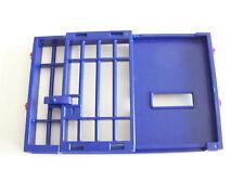 PLAYMOBIL (4501) SYSTEMx - Porte de Prison Bleue Coulissante Commissariat 3159