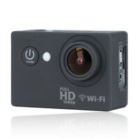 Actioncam Full HD 1080p Wasserdicht Sport Video Kamera Dashcam Auto KFZ Motorrad