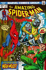 "MARVEL Amazing Spiderman  #124   Fridge Magnet 4""x6""  Decor"