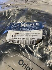 Mercedes Benz W113 windshield rubber new and assorted other Nos rubber parts