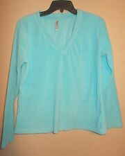 Old Navy Brand. Stretchy, Fleece Top Ladies' Size Medium Long Sleeves