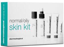 Dermalogica Normal/Oily Kit: Cleaner/Toner/Face Scrub/Active Moist/Eye Care