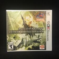 Ace Combat Assault Horizon Legacy + Plus (Nintendo 3DS)