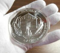 2015 ATB Homestead, Nebraska NE uncirculated 5 troy oz, .999 pure