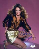 Catherine Bach PSA DNA Coa Hand Signed 8x10 Photo Autograph