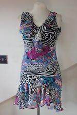Size 10 chiffon tunic dress from dorothy perkins brand new