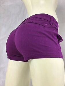 American Eagle Shorties Size 0 Purple (*3)^