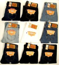 Levis 501 Jeans New Mens Original Button Fly NWT 29 30 31 32 33 34 36 341f8c13fa