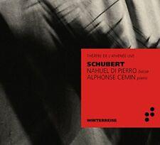DI PIERRO CEMIN - SCHUBERT WINTERREISE [CD]