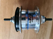 Shimano Rear Hub FH-TY505 7-Compartment Center Lock 36 Hole CL Disc QR 166mm