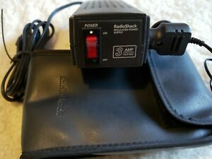 Radio Shack 3 Amp Power Supply 22-503  12v Accessory Outlet