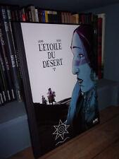 L'étoile du désert - Par Labiano/Desberg -TT-200 exemplaires-1 ex-libris-BD