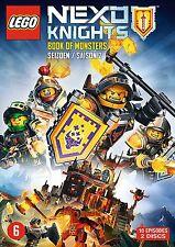 LEGO NEXO KNIGHTS : COMPLETE SEASON 2  -  DVD - PAL Region 2 - New