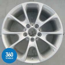 "1 x GENUINE BMW 18"" 3 SERIES GT 398 REAR 9J ALLOY WHEEL 36116859026"