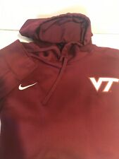 Nike Therma Fit VA Tech Mens Hoodie Size 3XL