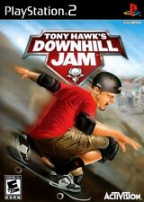 Tony Hawk''s Downhill Jam PS2 New Sony PSP