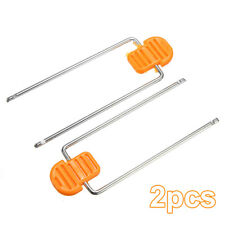 2Pcs Stereo Radio Removal Tools Auto Car Tool Key for Mazda Ford Lincoln Audi YX