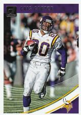 2018 Panini Donruss Football Trading Card, #176 Cris Carter