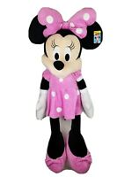 Disney Minnie Mouse Pink 50 Inches Large Giant Soft Stuffed Plush