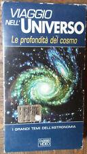 Le profondità del cosmo - Fabbri Video - VHS - R