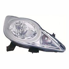For Peugeot 107 1/2012-2014 Headlight Headlamp Chrome Inner Drivers Side O/S