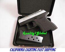 Premium Silver Alloy Botan Metal Replica Xds Hk Compact Movie Prop Gun Training