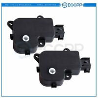 Pair HVAC Air Door Actuator 2611234C1 For 2001-2012 International 4300 4400 7400