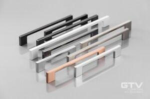Slim Line Kitchen Cabinet Handle Furniture Drawer Cabinet Wardrobe Handles Pull