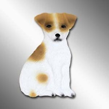 (1) JACK RUSSEL TERRIER FLAT DOG MAGNET! Start collecting!