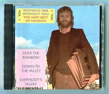 Nilsson - Without Her Without You - Volume 1 - Scarce 1990 Cd Album