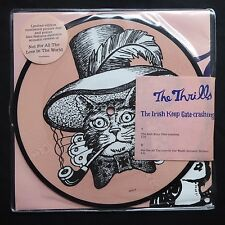 THE THRILLS The Irish Keep Gate-Crashing PICTURE DISC LTD ED. SEALED VIRGIN MINT