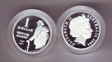 2004 SILVER $1 Proof Waltzing Matilda Australia Coin out of Masterpieces Set **