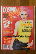 Cosmo Girl Magazine - August 2000 Issue | Gwen Stefani of No Doubt Cover | NEW !