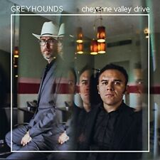 The Greyhounds - Cheyenne Valley Drive [New Vinyl LP] Colored Vinyl, Gatefold LP
