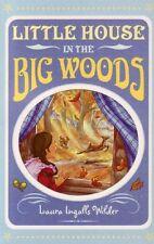 Little House in the Big Woods,Laura Ingalls Wilder, Garth Williams