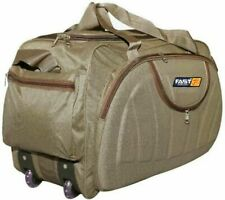 Waterproof Polyester Lightweight Fast Fashion Luggage Grey Travel Duffel Bag
