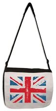 UNION JACK MESSENGER BAG - GB Great Britain UK United Kingdom British