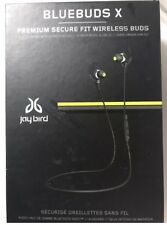 JayBird BlueBuds X Sport Water-Resistant Bluetooth In-Ear Headphones with Mic