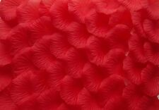 SILK ROSE PETALS  IDEAL WEDDING & CELEBRATIONS 44 COLOURS  QUANTITY 100 - 1,000