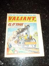 Vaillant BD - Date 25/04/1970 - GB FLEETWAY Paper BD