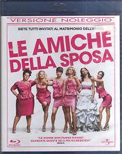 Blu Ray LE AMICHE DELLA SPOSA   ......NUOVO