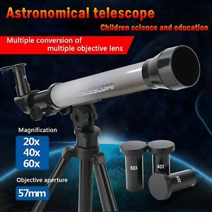 Children Science Education Astronomical Telescope Toys High-Powered Monocular