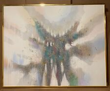 Ferrante Abstract Textural Impasto oil Canvas Hand Signed Painting