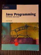 Java Programming by Joyce Farrell (2003, Paperback)