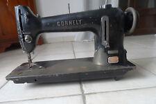 ancienne machine à coudre CORNELY-PARIS (vintage)broderie couture ameublement