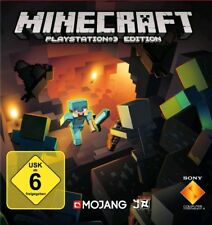 Minecraft - PS3 Playstation 3 Download Code- NEU