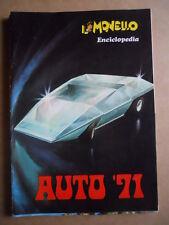 Album di Figurine AUTO '71 1971 Ferrari Maserati Edizioni IL MONELLO -   [G391]