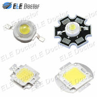 LED COB Light 1W 3W 5W 10W 20W 30W 50W 100W White Warm White Beads Chip PCB