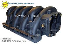 BMW Sauganlage-Ansaugbrücke E39 E38 E34 E32  Motor M60 M62 7er,5er NEU! 1729692