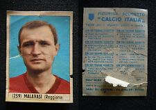 ***CALCIO ITALIA 1965/66*** ED. BAGGIOLI - MALAVASI (REGGIANA) N.259